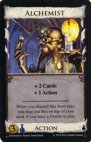 Dominion Alchemist