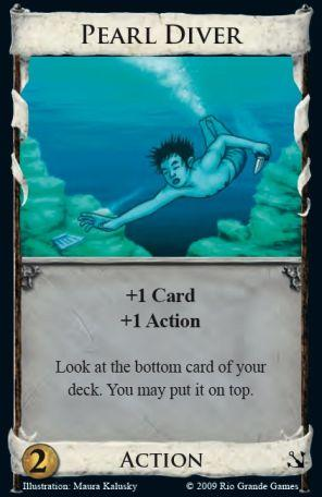 Pearl Diver